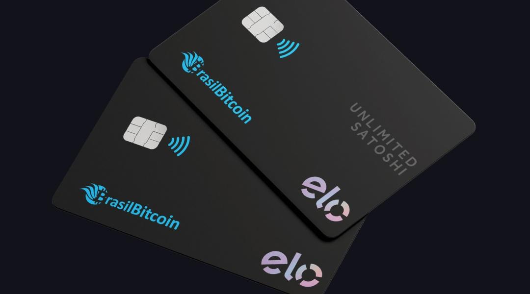 Como o cartão da Brasil Bitcoin faz pagamentos usando Bitcoin?