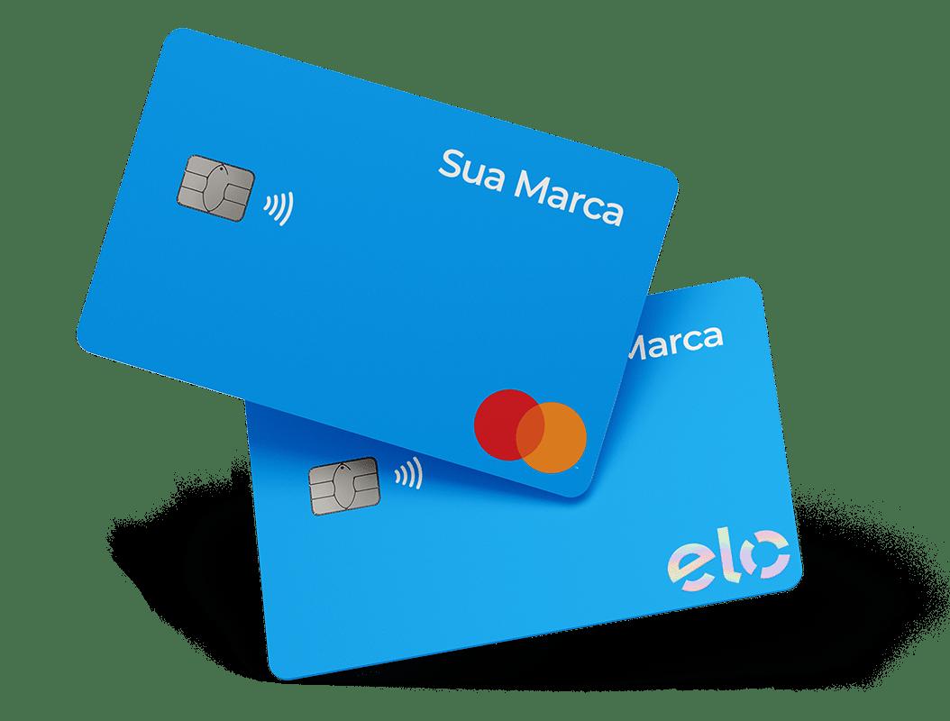 Cartão White Label Contactless - Mastercard Elo
